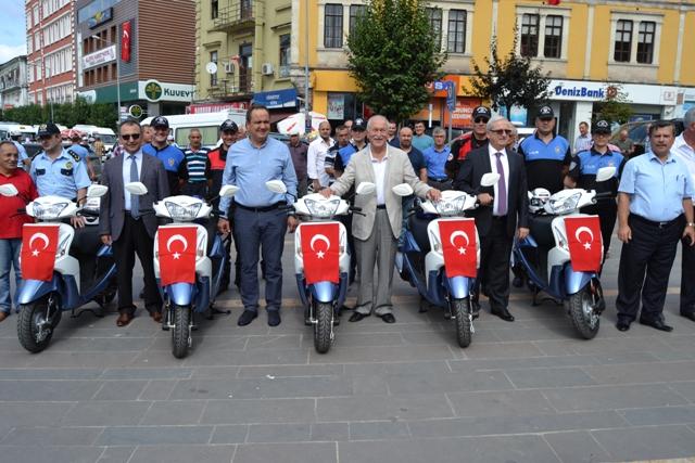 Photo of GİRESUN BELEDİYESİ'NDEN GÜVENLİĞE KATKI