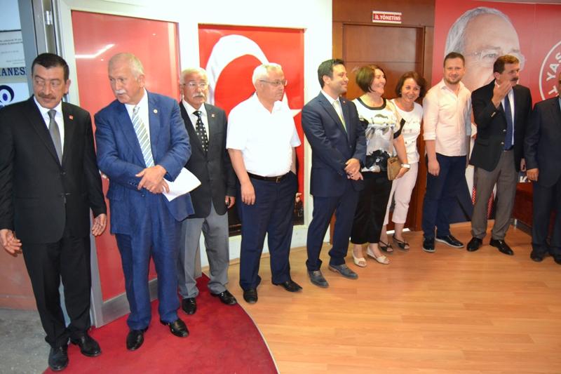 Photo of CHP GİRESUN'DA 1 KASIM'A ODAKLANDI