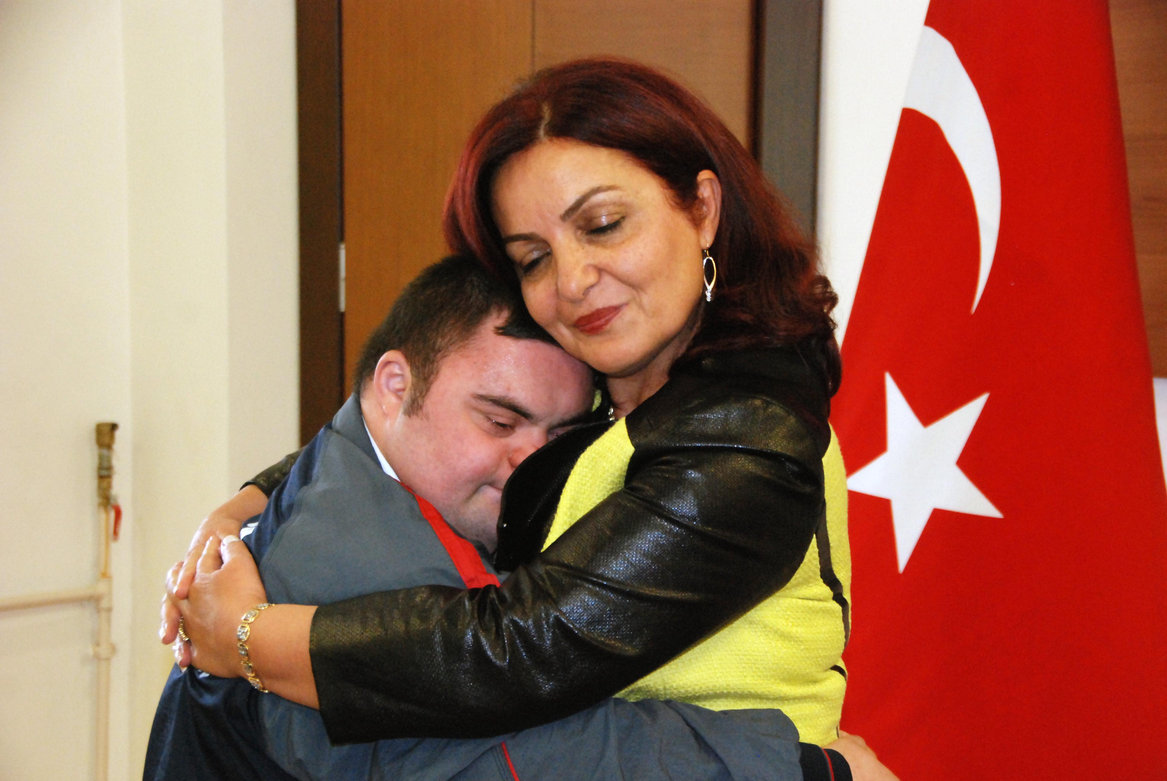 Photo of ÖZEL ÇOCUKLARA ÖZEL ŞEVKAT