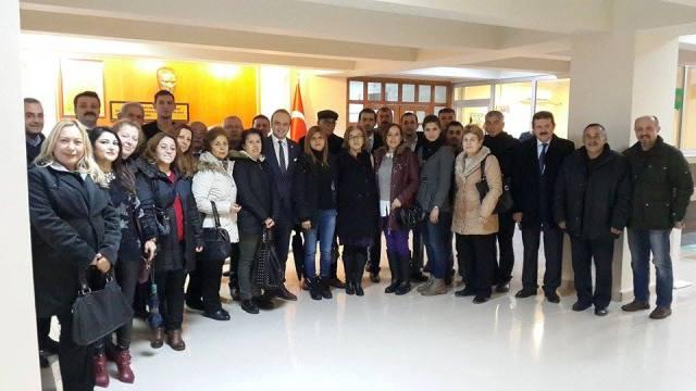 Photo of CHP'DE TIĞLI YÖNETİMİ GÖREVE BAŞLADI