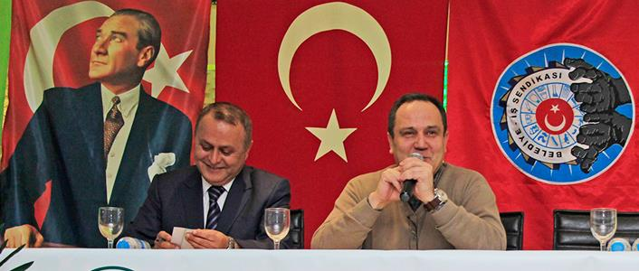 Photo of GİRESUN BELEDİYESİ BELEDİYE-İŞ'LE UZLAŞTI
