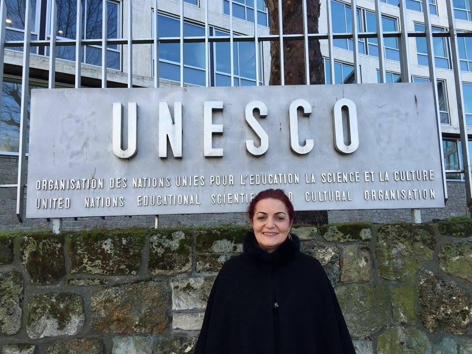 REKTÖR ATTAR UNESCO'DA...