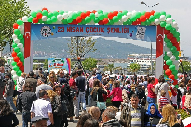Photo of GİRESUN BELEDİYESİ'NDEN 23 NİSAN KUTLAMASI