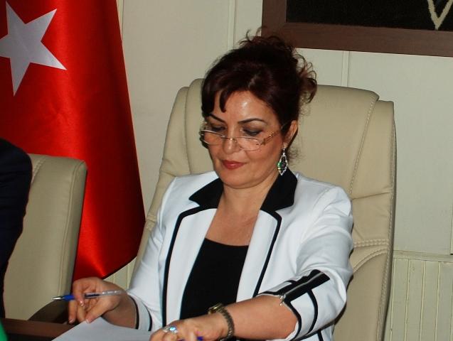 Photo of AYGÜN ATTAR'IN SON HİZMETİ..
