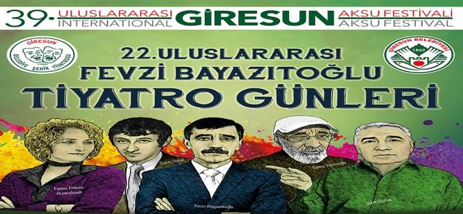 Photo of Giresun'da tiyatro günleri