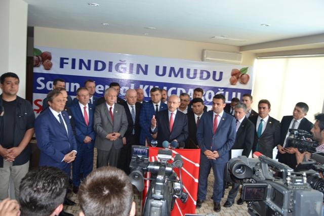 Photo of KILIÇDAROĞLU: FINDIK KANUNU ÇIKMALI