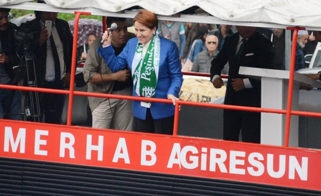 Photo of GİRESUN'DA AKŞENER FIRTINASI