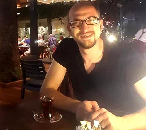 TOLGA ERASLAN'I KAYBETTİK