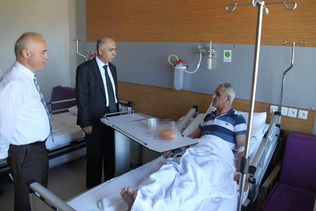 VALİ DERELİ SALDIRISI İÇİN 'PKK' DEMEDİ
