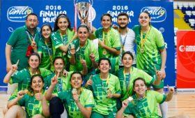 GRÜ Bayan Basketbol Takımı Bölgesel Lig'de Mücadele Edecek