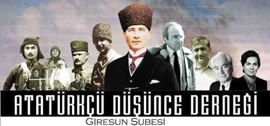 Photo of ADD GİRESUN ŞUBESİ: HER ŞEY 93 YIL ÖNCEKİ GİBİ…