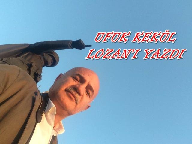 Photo of LOZAN TÜRKİYE CUMHURİYETİ DEMEKTİR
