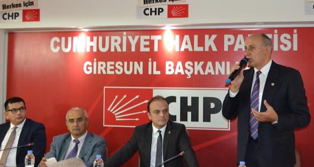 DURSUN ÇİÇEK:  AKP'Yİ SANDIĞA GÖMECEĞİZ.