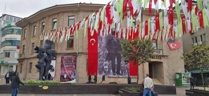 Photo of GİRESUN CUMHURİYETİMİZİ KUTLAMAYA HAZIR