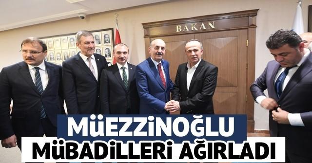 Photo of AHMET COŞKUN MÜBADİLLERLE HASRET GİDERDİ