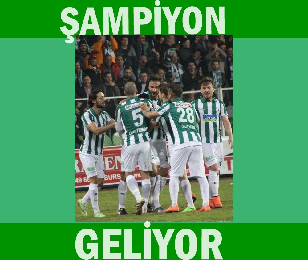 Photo of GİRESUNSPOR LİDERLİĞE YAKIN