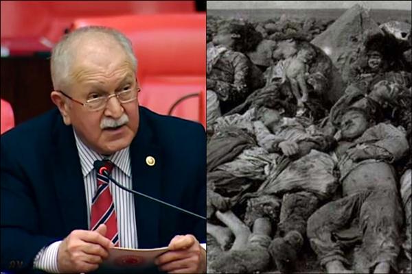 Photo of BÜLENT BEKTAŞOĞLU, HOCALI İÇİN TBMM'DE KONUŞTU