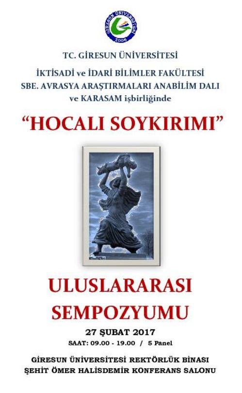 Photo of GRÜ'DE HOCALI SOYKIRIMI SEMPOZYUMU