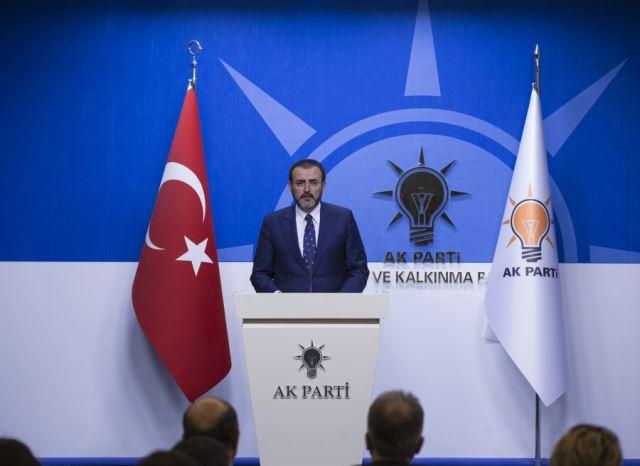 Photo of ERDOĞAN, AKP'NİN A TAKIMINI KURDU