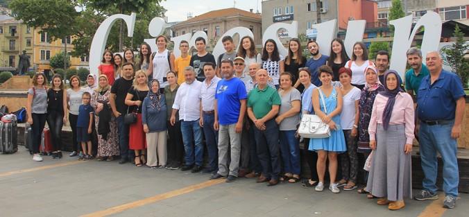 Photo of 15 GENÇ GİRESUN'U ALMANYA'DA TANITACAK