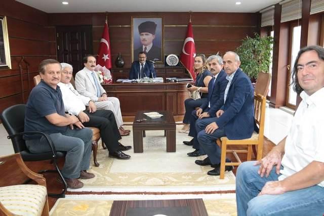 Photo of GİRESUN VALİSİ STK'LARLA GÖRÜŞTÜ