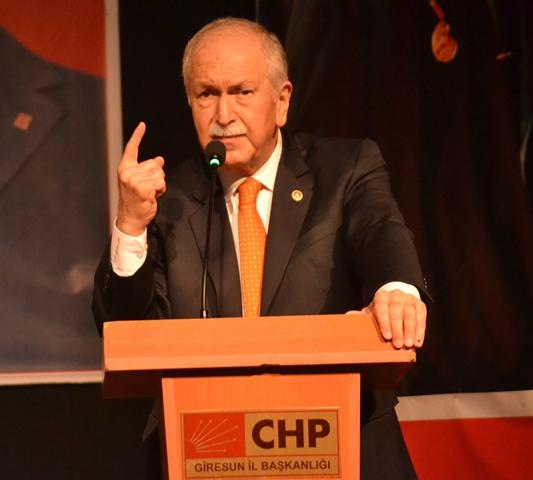 CHP MİLLETVEKİLİ BEKTAŞOĞLU: AKP'Yİ 2019 KORKUSU SARDI