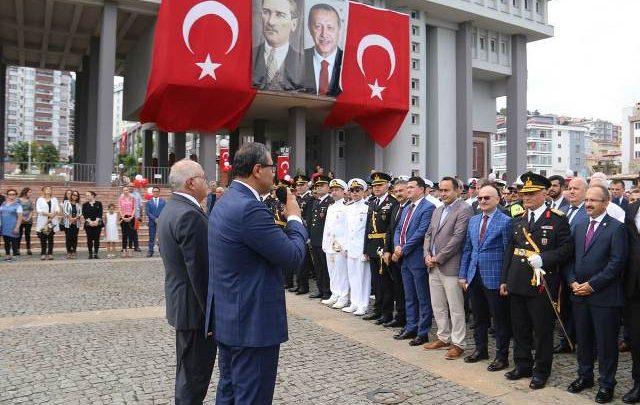 Photo of Giresun'da 30 Ağustos…