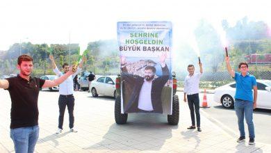 Photo of HAC'DAN DÖNEN AKP İL BAŞKANI AYTEKİN ŞENLİKOĞLU 'ŞENLİKLE' KARŞILANDI