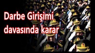 Photo of GİRESUN'DA FETÖ DAVASI'NIN ASKER SANIKLARINA CEZA YAĞDI