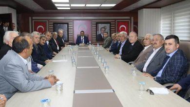 Photo of VALİ MUHTARLARLA TOPLANTI YAPTI