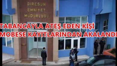 Photo of MAGANDANIN KURŞUNLARI GİRESUN EMNİYETİNE İSABET ETTİ