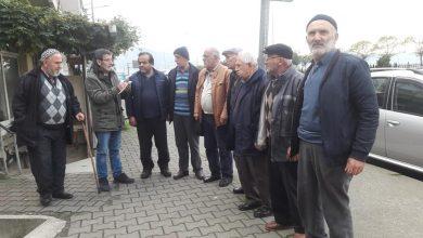 Photo of NAMIK BALTAOĞLU, BOZBAĞLARIN HATUN CAMİSİ'NDE DERT DİNLEDİ