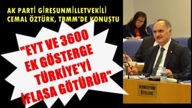 Photo of ÖZTÜRK'E GÖRE EYT VE 3600 POPÜLİST VAAT…