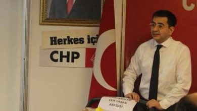 Photo of CHP MERKEZ İLÇE BAŞKANI TÜRKER, MARKET ARABASIYLA FİYATLARA DİKKAT ÇEKTİ