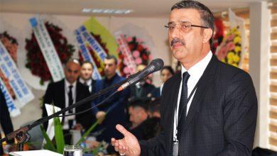 Photo of FKB GENEL KURULUNDA, LÜTFÜ BAYRAKTAR TEK LİSTEYLE YENİDEN BAŞKAN SEÇİLDİ