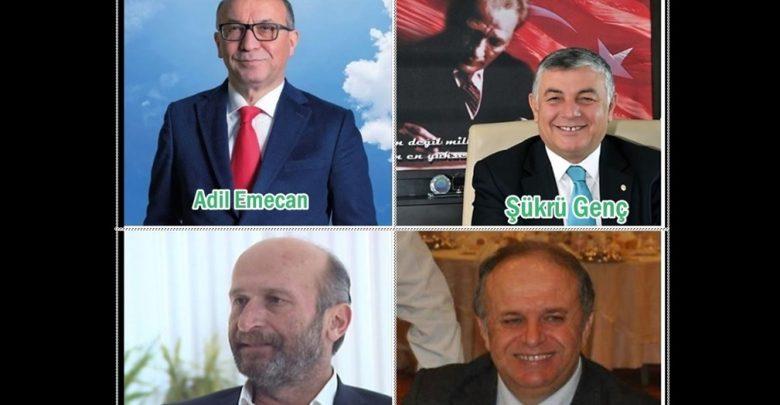 ADİL EMECAN, ŞÜKRÜ GENÇ, ERDEM GÜL TAMAM, MEHMET KARAMUSTAFAOĞLU HAFTAYA...