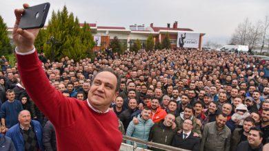 """Photo of MİLLET İTTİFAKININ CHP'Lİ ADAYI KERİM AKSU 'ÖNDEYİZ, KAZANIYORUZ"""" DEDİ…"""