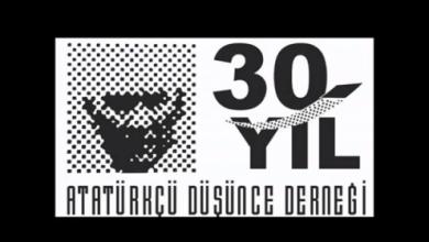 Photo of ATATÜRKÇÜ DÜŞÜNCE DERNEĞİ 30 YAŞINDA…