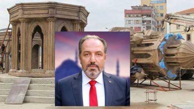 Photo of SAAT KULESİ YIKIMINA AKP'DEN DE TEPKİ VAR