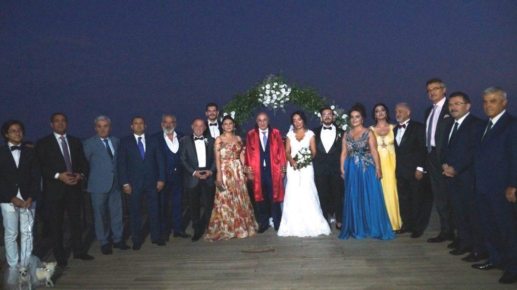 TÜRKİYE-AZERBAYCAN ATTARLAR'IN DÜĞÜNÜNDE BULUŞTU
