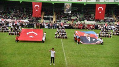 Photo of ATATÜRK STADYUMU'NDA COŞKULU KUTLAMA