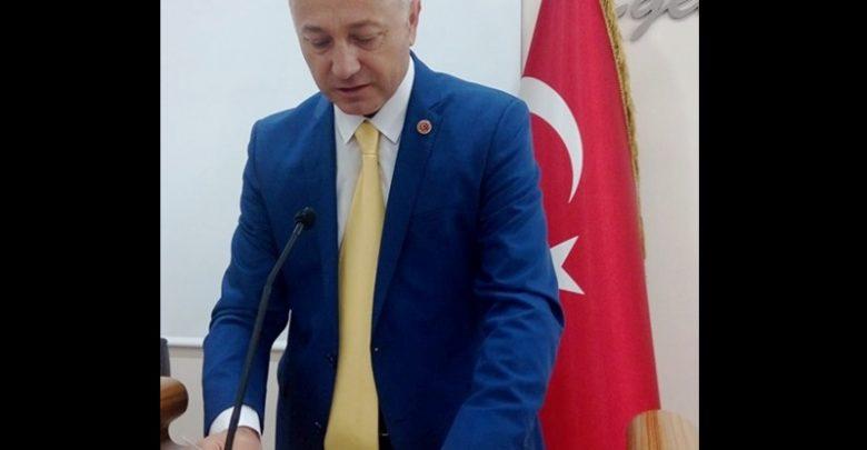 """ÖMER CEBECİ: """" MADEN DEĞİL TABİAT PARKI İSTİYORUZ"""""""