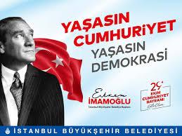 Photo of İSTANBUL'DA CUMHURİYETE GÖRKEMLİ KUTLAMA