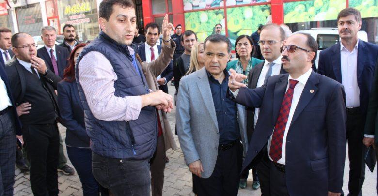 RABİA NAZ'IN ÖLÜMÜNÜ ARAŞTIRAN KOMİSYON EYNESİL'DE...