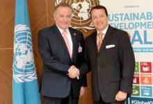 Photo of Enver Yücel, BM Danışma Kurulu Üyesi oldu