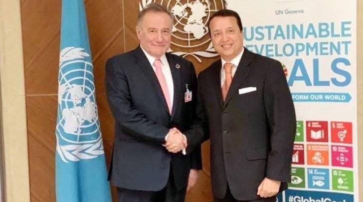 Enver Yücel, BM Danışma Kurulu Üyesi oldu