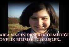 Photo of RABİA NAZ'IN KIRIKLARI TRAFİK KAZASINDAN