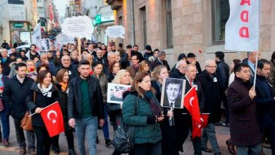 Photo of ADD UĞUR MUMCU VE DEMOKRASİ ŞEHİTLERİ İÇİN YÜRÜYECEK