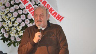 Photo of AHMET GÜRSOY, GİRESUN ÇEVRE VE KÜLTÜR DERNEĞİ'NDE KONFERANS VERDİ