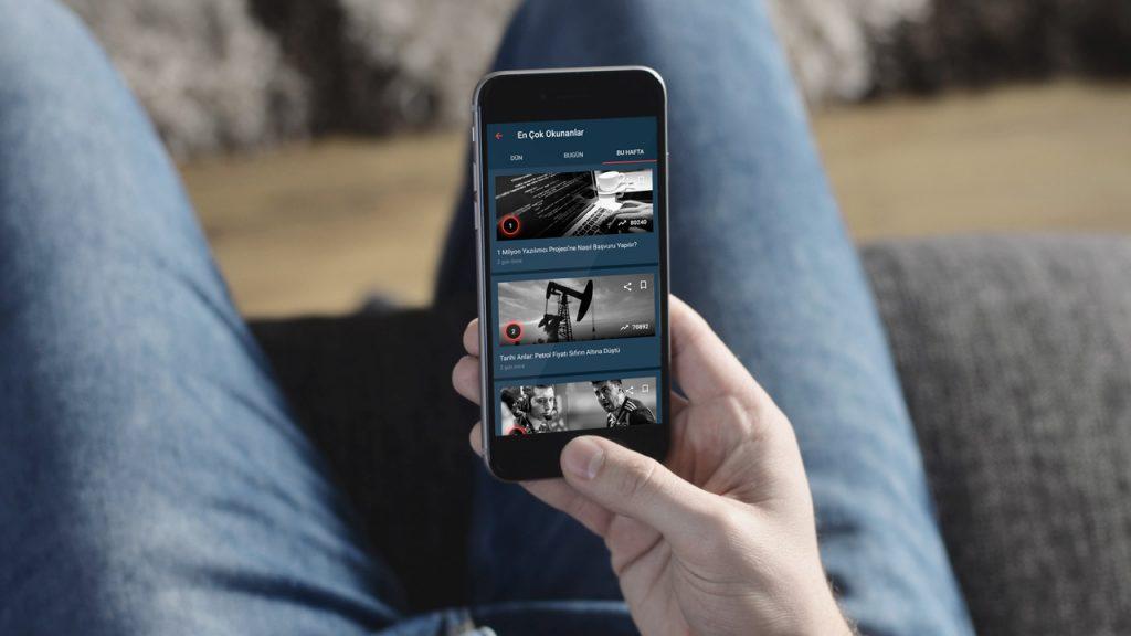 Teknoloji Haberlerini Aramızdan Birisiymiş Gibi Sunan Platform: Webtekno